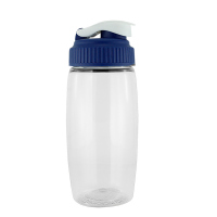 Vaso Pet SFERA 600ml transparente cristal